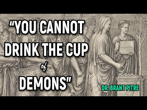 You Cannot Drink the Cup of Demons