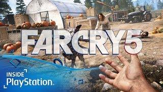 Far Cry 5: Wolf im Kampf gegen die Fanatiker in Hope County