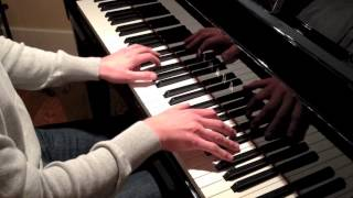 With Malice Toward None - Lincoln on Piano