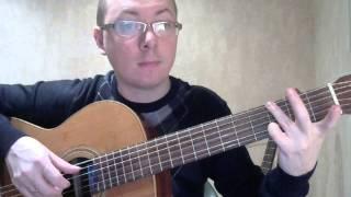 Зелёные рукава на гитаре | Александр Фефелов