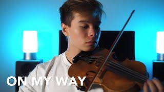 On My Way - Alan Walker, Sabrina Carpenter & Farruko - Cover (Violin) by Alan Fariko