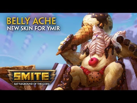 SMITE - New Skin for Ymir - Belly Ache