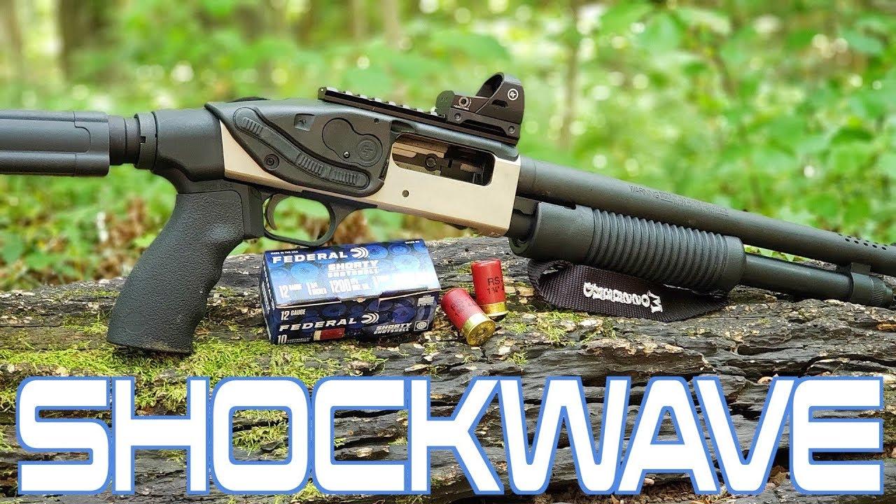 The Ultimate 590 Mossberg Shockwave