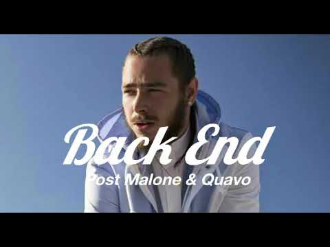 Post Malone & Quavo - Back End (Audio)🎶🎶
