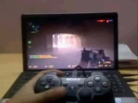 can i use a playstation 3 controller on pc