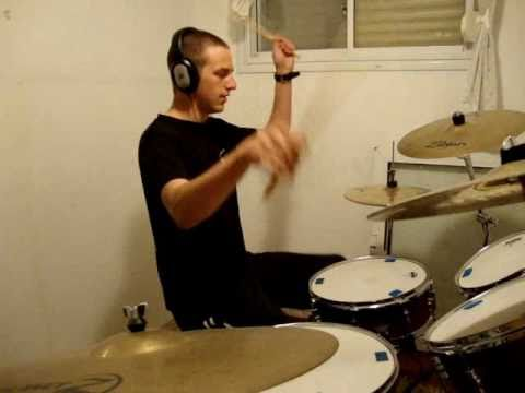 The Killers - Glamorous, Indie Rock & Roll [Drum Cover]