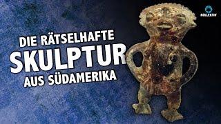 1000 Jahre alt: Die rätselhafte Skulptur aus Südamerika