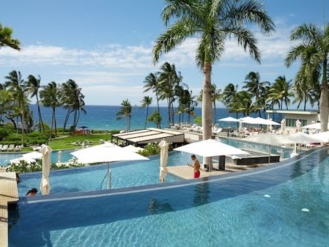Luxury Maui Resort Andaz Maui At Wailea Review Youtube