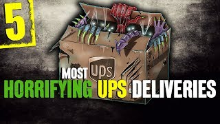 5 HORRIFYING Stories from UPS Drivers! - Darkness Prevails