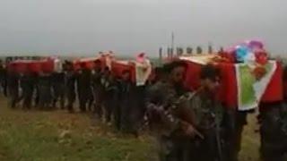 18 قتيلا لم يكن بالخطأ..الوحدات الكردية أعطت إحداثيات لواء صقور الرقة لطائرات التحالف