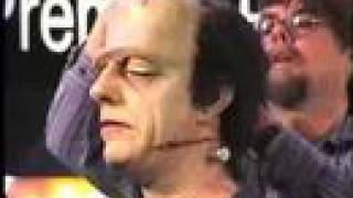 SPECIAL MAKEUP EFFECTS FRANKENSTEIN MONSTER
