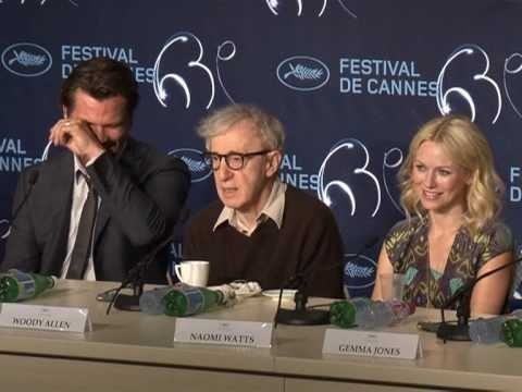 You Will Meet a Tall Dark Stranger by Woody Allen - Press Conference (2010)