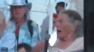 Ann and Sasha Shulgin @ Burning Man 2008 (Part2)