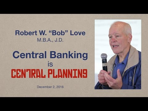 Image result for Central banking is Central Planning
