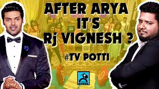 After Arya It's RJ Vignesh ? | TV Potti with Kovai Brothers | Black Sheep