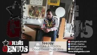 TeeJay - Feel Like A Holiday [Success Riddim] July 2016