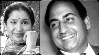 Jane Meri Akhiyon Ne Dekha Hai Kya & Mujhe Pyar Ki Zindagi Denewale Mohammad Rafi Asha Bhonsle