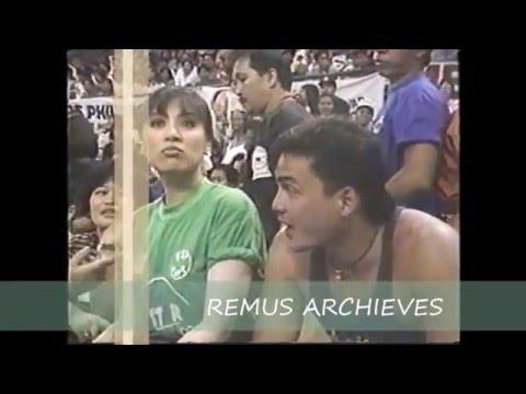 Sharon Cuneta and Gabby Concepcion Star Olympics 1993
