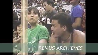 Sharon Cuneta and Gabby Concepcion Star Olympics 1993