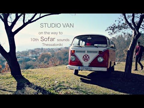STUDIO VAN - 10th Sofar sounds Thessaloniki