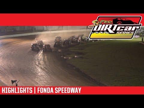 Super DIRTcar Series Big Block Modifieds Fonda Speedway September 22, 2018   HIGHLIGHTS