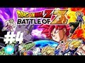 PS Vita - Dragon Ball Z: Battle of Z Gameplay Playthrough Part 4
