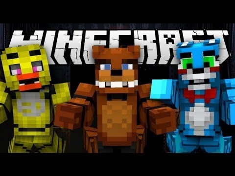 Fnaf world ep 1 minecraft roleplay adventure map youtube fnaf world ep 1 minecraft roleplay adventure map gumiabroncs Choice Image