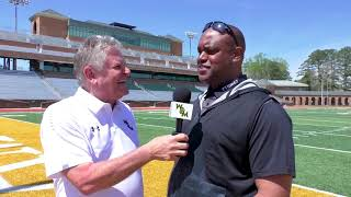 2019 Tribe Football - Spring Game Preview