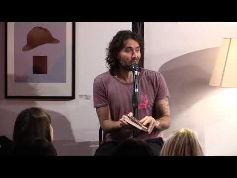 Russell Brand reading from This Other London by John Rogers