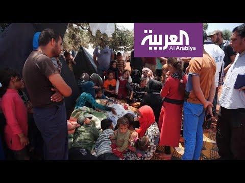 برنامج الغذاء العالمي يحذر من كارثة إنسانية في إدلب وحماه  - 08:53-2019 / 6 / 12