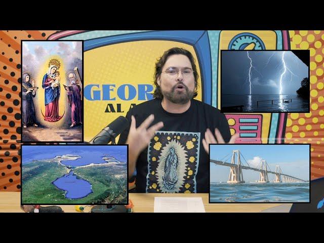 George al Aire Ep 40 Parte 01 -  La Gaita Venezolana