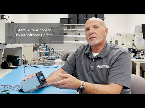 AeroCruze Autopilot Software Setup