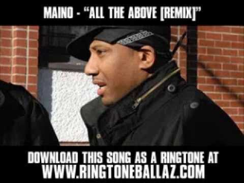 Maino ft Young Jeezy and TPain  All The Above REMIX  New  + Lyrics + Download