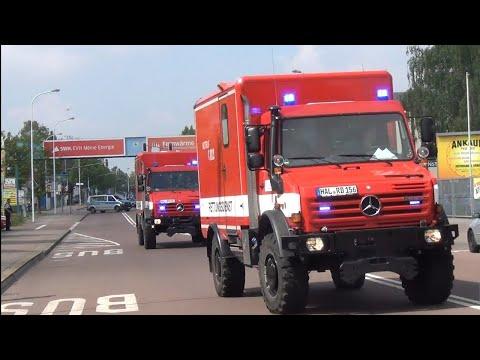 2× 4-Tragen-KTW BF Halle (Saale)