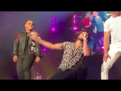 Jonas Brothers Runaway4k-sebastian Yatra, Daddy Yankee, Natti Natasha Happiness Begins Miami