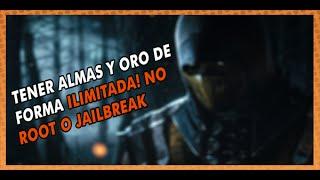 Mortal Kombat X | Almas, Oro y Plata Ilimitada (No root o Jailbreak)