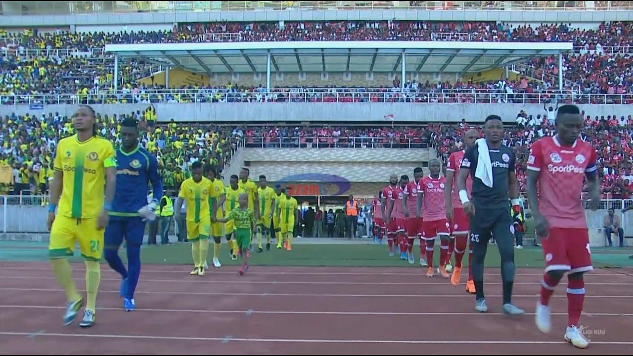Download Angalia jinsi Simba na Yanga walivyotoana jasho kupata 2-2