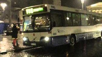 Kooste vappuyön bussiliikenteestä 2010