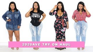 Plus size | Curvy Girl 2020AVE Try On Haul | Edee Beau