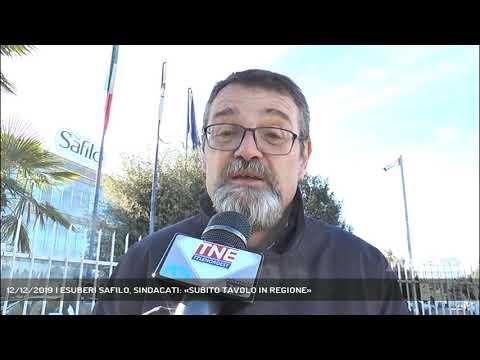 12/12/2019   ESUBERI SAFILO, SINDACATI: «SUBITO T...