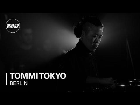Tommi Tokyo Boiler Room Berlin DJ set