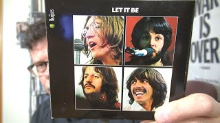 THE BEATLES ALBUMS RANKED AND REVIEWED - LET IT BE