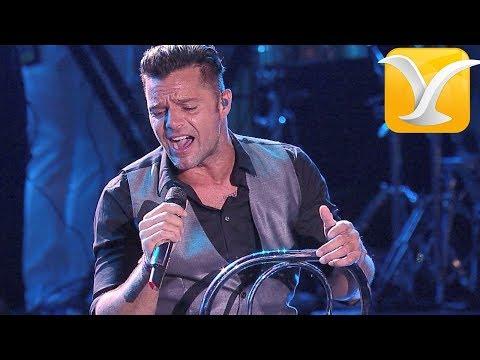 Ricky Martin – Fuego de Noche, Nieve de Día – Festival de Viña del Mar 2014 HD