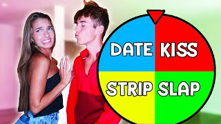 SPIN THE DARE WHEEL W/ LEXI RIVERA