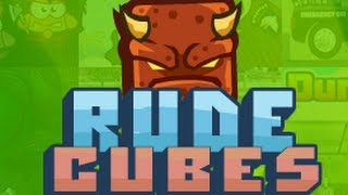 Rude Cubes Level 1-19 Walkthrough