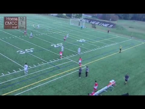Bridgton Academy Soccer vs. Central Maine Community College