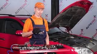Comment remplacer un kit de tête d'amortisseur sur une FORD MONDEO 3 TUTORIEL | AUTODOC