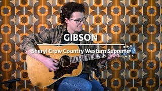 Gibson Sheryl Crow Country Western Supreme played by Maarten Dispa | Demo @ TFOA