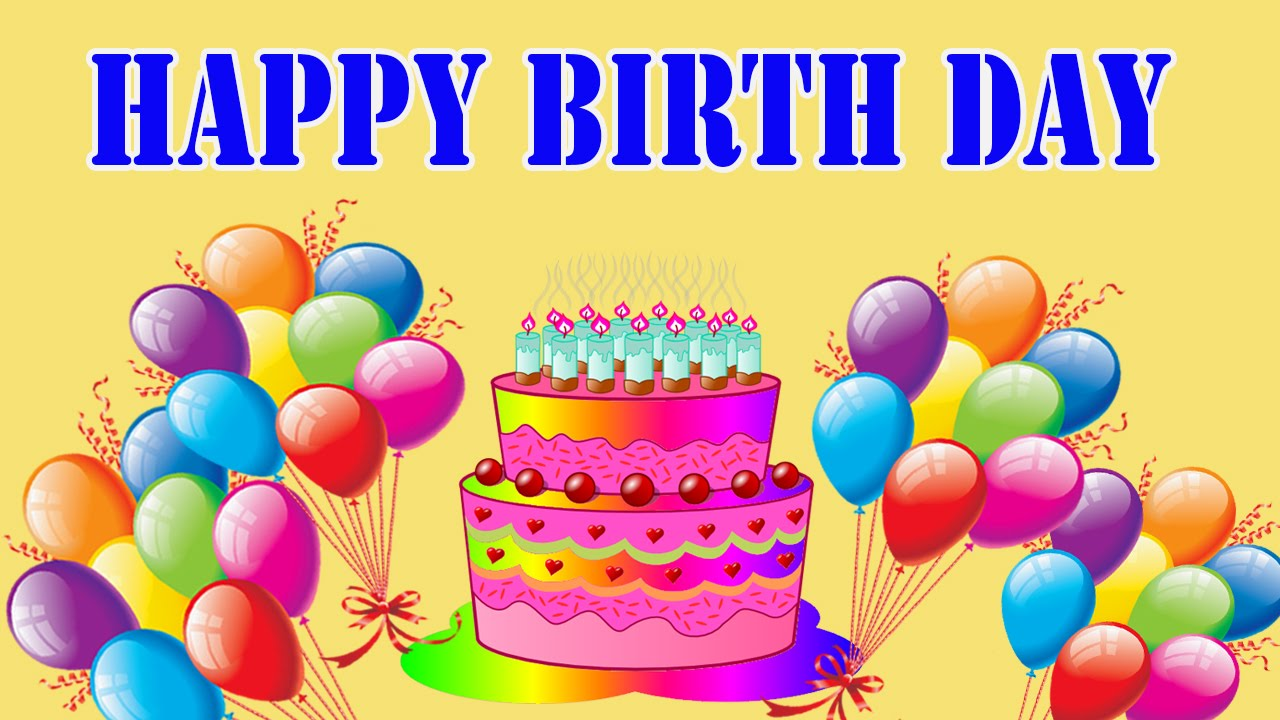Happy Birthday Song for Kids | Happy Birthday Songs for ...