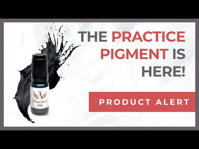 Have You Heard Of Our Practice Pigment?!